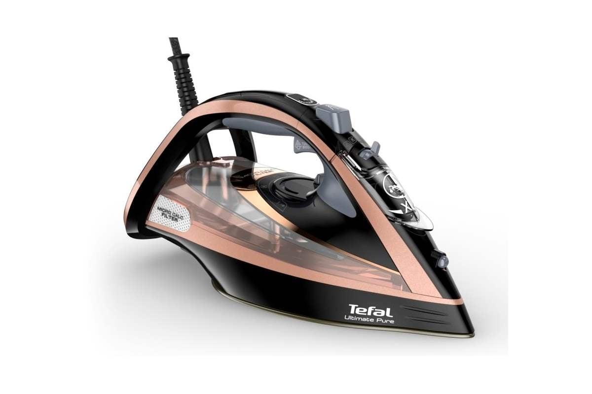 Napařovací žehlička Tefal Ultimate Pure FV9845E0